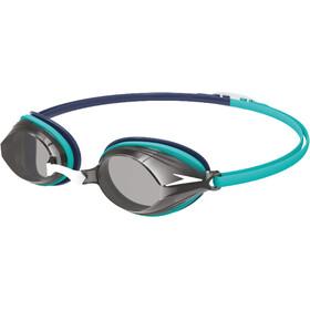 speedo Vengeance Okulary pływackie, turkusowy/niebieski